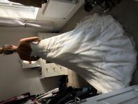 Two by Rosa Clara ROBERTA Wedding Dress (Unworn)