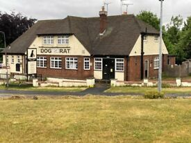 ATTRACTIVE PUB WITH DEVELOPMENT POTENTIAL