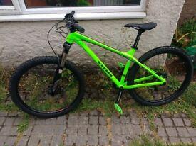 Vitus Sentier Hardtail Bike - Deore 2017