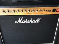 MARSHALL DSL40C VALVE COMBO AMPLIFIER