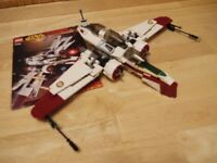 Lego Star Wars 7259 ARC-170 Fighter