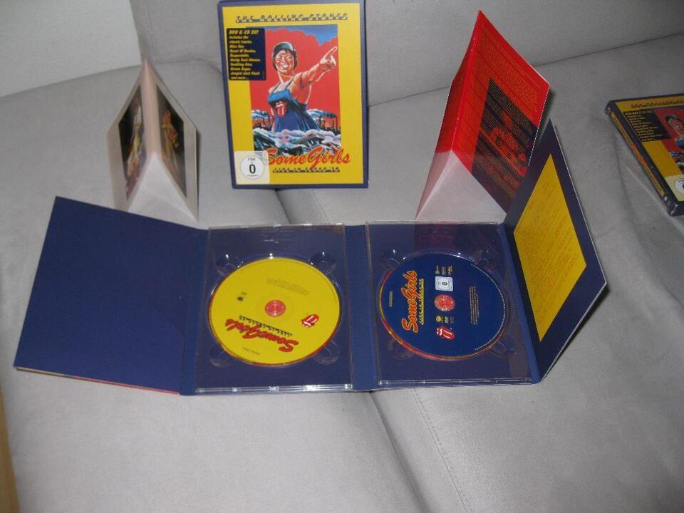 Sammlungsauflösung! Rolling Stones CDs. Einzeln o. zusammen in München
