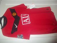 Manchester United original football shirt
