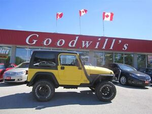 2005 Jeep TJ AS IS! AS TRADED!