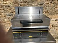 Buffalo electric adjustable salamander grill single phase