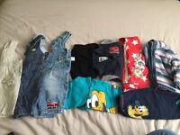 3-6 months boys clothes bundle 50+ items