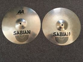 Sabian AA Regular Hi-hats 14inch