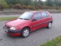 Citroen Saxo 1.5 diesel - 5 door ***PHOTOS ADDED***