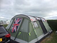 Outwell Montana 6 family tent-excellent quality