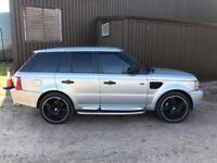 Range Rover sport px swap vouge vw touareg dodge nitro