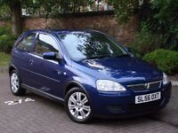 EXCELLENT VALUE!!! 2006 VAUXHALL CORSA 1.2 i 16v TWINPORT ACTIVE 5dr (a/c), 1 YEAR MOT