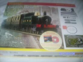 train set electic hornby 00