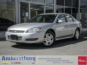 2012 Chevrolet Impala - REMOTE START, BLUETOOTH, CD PLAYER!