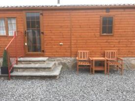 Holiday lodge for hire availability in August