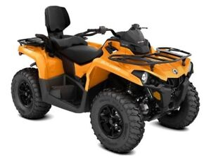 2018 Can-Am Outlander Max DPS 450