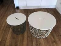 IKEA Storage/coffee tables.