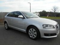 2009 Audi A3 1.4 TFsi 3 Door, Full Service History,immaculate, nt vw golf,seat leon