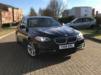 BMW 5 Series 2.0 520d Special Options 2014 Automatic Finance Available