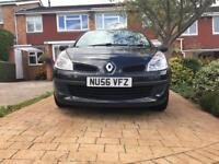56 plate Renault Clio Expression 1.4