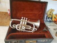 Vintage Trumpet Booaey and Hawkes 78