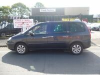 Citroen C8 Exclusive HDI 136,Turbo diesel 7 seat MPV,tow bar fitted,great family car,good mpg