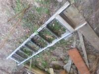 Solid Wood Ladder For Sale