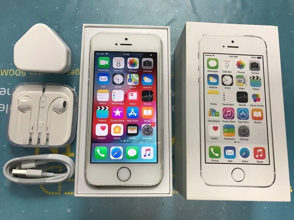 6f8df08ca0ee21 Mobile Phones & Communication New Apple iPhone 5c 16GB Brand New Unlocked SIM  Free Smartphone mobile phone