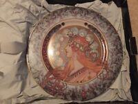 Goebels (Artis Orbis) Zodiac Wall Plate