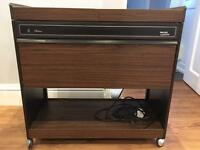 Philips Hostess Trolley - Food Warmer/Hot cabinet
