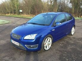 Ford Focus 2.5 ST-3 3dr, Satnav, Xenon lights