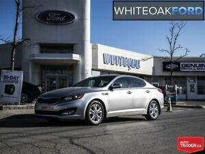 2011 Kia Optima EX Luxury, LTHR, PANA ROOF, PUSH BUTTON START