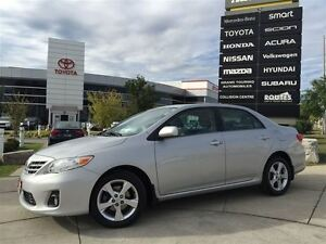 2013 Toyota Corolla LE*NAVIGATION, FRONT HEATED SEATS, POWER WIN