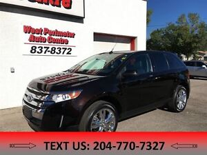2013 Ford Edge SEL- Warranty to 150, 000kms.