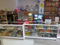 Loads of items in a shop to clear, furniture, R/C, guitars and clarinets