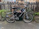 24 Speed Mountain Bike with spring suspension
