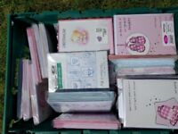 Greeting cards - over 500 job lot
