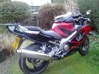 Honda CBR 600f VGC 2008 . 1 of Last Available , 1 Owner Full Service Record MOT with S/less d/Pipes