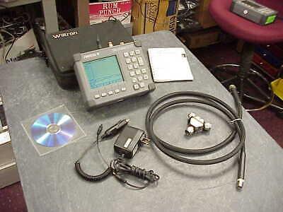 Anritsu Site Master S113 Cable Antenna Analyzer Sitemaster