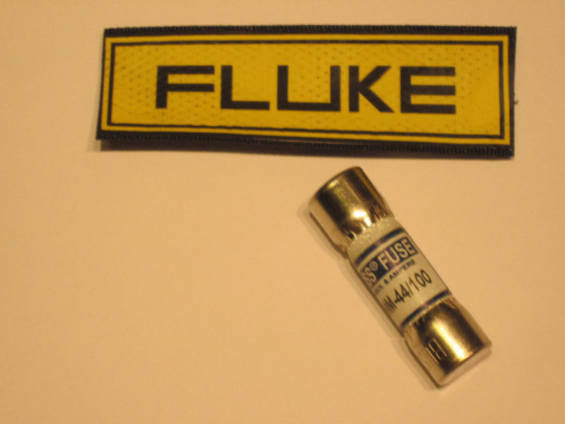Fluke 440 mA 1000V Fuse - 44/100 Amp HIgh Voltage - NEW