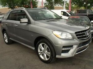 2012 Mercedes-Benz ML350 BLUETEC+NAVI+