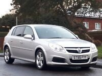Vauxhall Signum 1.9 CDTi Elegance 5dr, DIESEL,3 OWNERS,FULL MOT