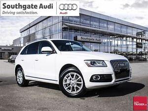 2013 Audi Q5 3.0T Premium (Tiptronic)