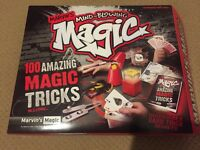 Brand new magic set 100 tricks