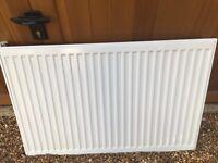 White radiator