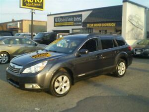 2010 Subaru Outback 2.5 AWD SPORT WAGON! NO ACCIDENTS!