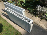 800 x 455 mm Double Panel Convectors Radiator - Wanstead E11