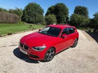 2014 BMW 1 Series Full Dealer History 15k Miles