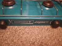 campingaz 2 burner gas cooker