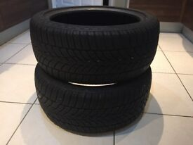 Dunlop Winter Sport Tyres