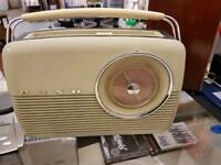 1957 Retro Bush Radio